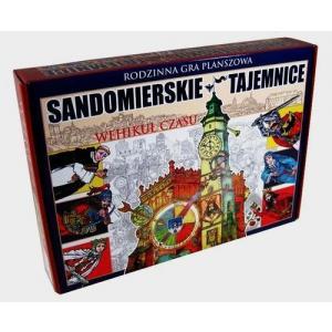 Sandomierskie tajemnice - Gra planszowa