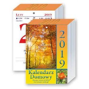 KL04 Kalendarz domowy Zdzierak 2019