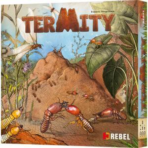 Termity. Gra Planszowa