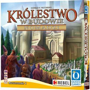Królestwo w budowie: Nomadzi Dodatek do gry