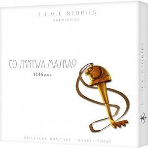 T.I.M.E Stories: Tajemnica Maski. Gra Karciana