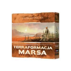 Terraformacja Marsa. Gra Planszowa