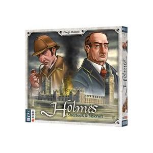 Holmes: Sherlock & Mycroft. Gra Planszowa
