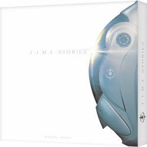 T.I.M.E Stories. Gra Karciana