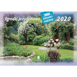WL11 Kalendarz rodzinny 2020. Ogródki przydomowe