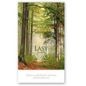RW05 Kalendarz reklamowy 2020. Lasy polskie