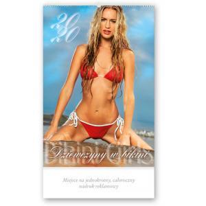 RW29 Kalendarz reklamowy 2020. Dziewczyny w bikini