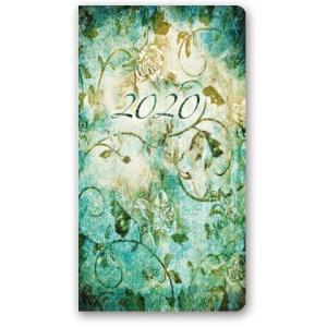 11TS-10 Kalendarz 2020 Kieszonkowy tygodniowy A6 Soft Dekor
