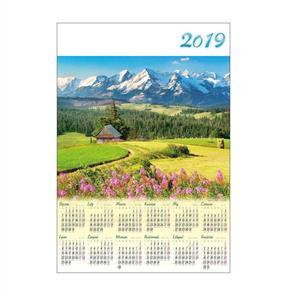 PL30 Kalendarz plakatowy 2020 Aleja