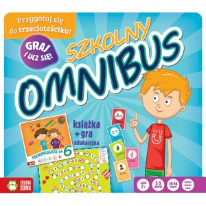 Szkolny Omnibus. Gra + książka