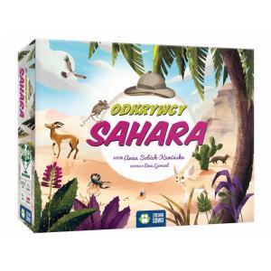 Odkrywcy Sahara. Gra Rodzinna