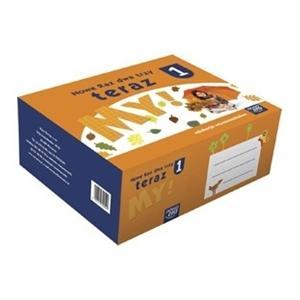 Nowe 1,2,3 Teraz My! kl. 1 Box z Zajęciami komputerowymi wyd. 2012