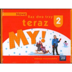 Nowe 1,2,3 Teraz My! kl. 2 Pakiet podstawowy wyd. 2013