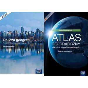 Oblicza Geografii Klasa 1. Podręcznik Wieloletni z Atlasem Geograficznym. Zakres Podstawowy. Szkoła Ponadgimnazjalna
