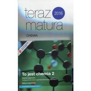 To jest Chemia 2. Szkoła Ponadgimnazjalna. Podręcznik. Zakres Roszerzony + MATURA-ROM