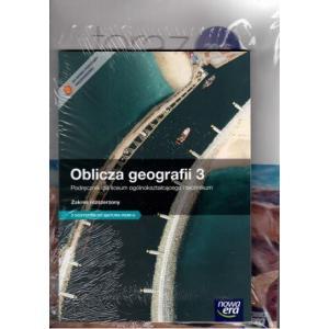 Oblicza Geografii 3. Szkoła Ponadgimnazjalna. Podręcznik. Zakres Rozszerzony + Matura-ROM