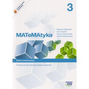 ZxxxMATeMAtyka Liceum kl. 3 Podręcznik z arkuszami Zakres podstawowy wyd. 2015