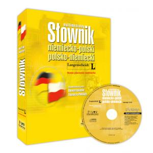 Multimedialny Słownik Langenscheidt Niemiecko-Polsko-Niemiecki