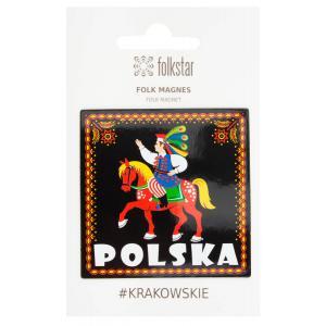Magnes FOL krakowiaczek POLSKA