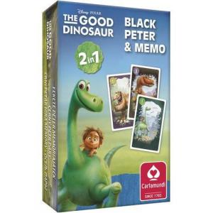Dobry Dinozaur (Czarny Piotruś i Memo). Karty do Gry