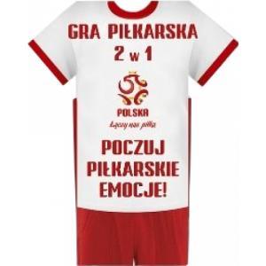PZPN Gra piłkarska 2w1 (koszulka)