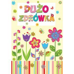 Karnet PP-1775 Dużo Zdrówka