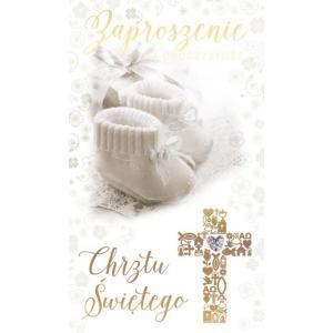 Zaproszenie na Chrzest Święty PMZ-039