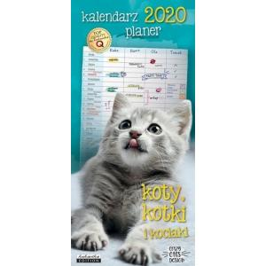 Kalendarz Planer Koty