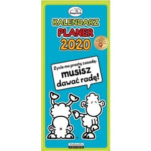 Kalendarz Planer Sheepworld dla pary