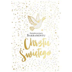 Karnet PR-183 Chrzest 2019