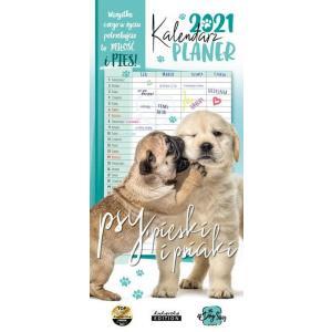 Kalendarz Planer PSY 2021