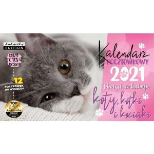Kalendarz pocztówkowy KOTY 2021