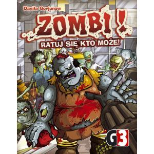 Zombie! Ratuj się kto może!