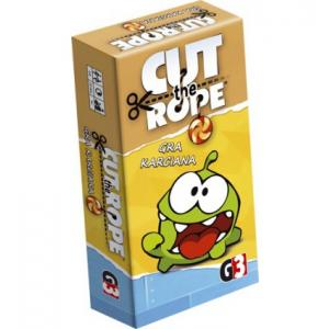 Cut The Rope Gra karciana