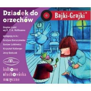 Bajki Grajki Dziadek do orzechów CD audio /rok nagrania 1989/