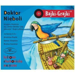 Bajki Grajki Doktor Nieboli CD audio /rok nagrania 1987/