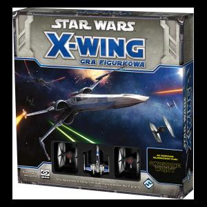 Star Wars X-Wing: Przebudzenie Mocy zestaw podstawowy