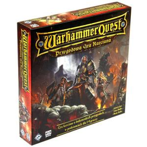 WarhammerQuest: Przygodowa Gra Karciana
