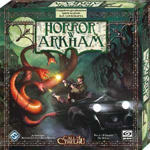 Horror w Arkham. Gra Planszowa