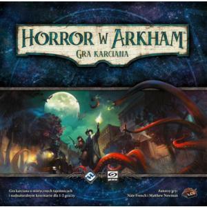 Horror w Arkham LCG. Gra Karciana - Zestaw Podstawowy