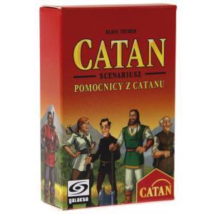 Catan: Scenariusz Pomocnicy z Catanu. Dodatek do Gry Planszowej