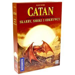 Catan: Skarby, Smoki i Odkrywcy. Dodatek do Gry Planszowej