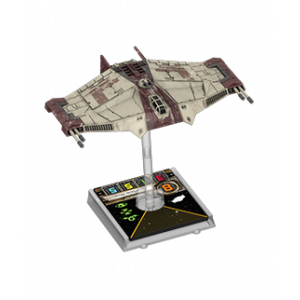 Star Wars X-Wing: Bombowiec Scurrg H6