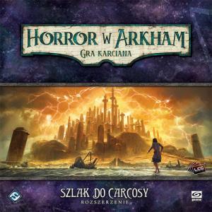 Horror w Arkham: Szlak do Carcosy. Dodatek do Gry Karcianej