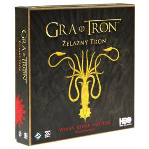 Gra o Tron: Żelazny Tron: Wojny, Które Nadejdą. Rozszerzenie do Gry Karcianej