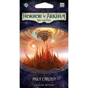 Horror w Arkham LCG: Mgły Carcosy. Dodatek do Gry Karcianej