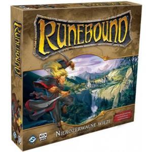 Runebound: Nierozerwalne Więzi. Dodatek do Gry Planszowej