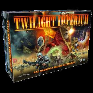 Twilight Imperium: Świt Nowej Ery. Gra Planszowa
