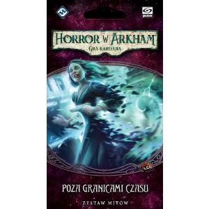 Horror w Arkham LCG: Poza Granicami Czasu. Dodatek do Gry Karcianej