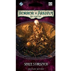 Horror w Arkham LCG: Serce Starszych